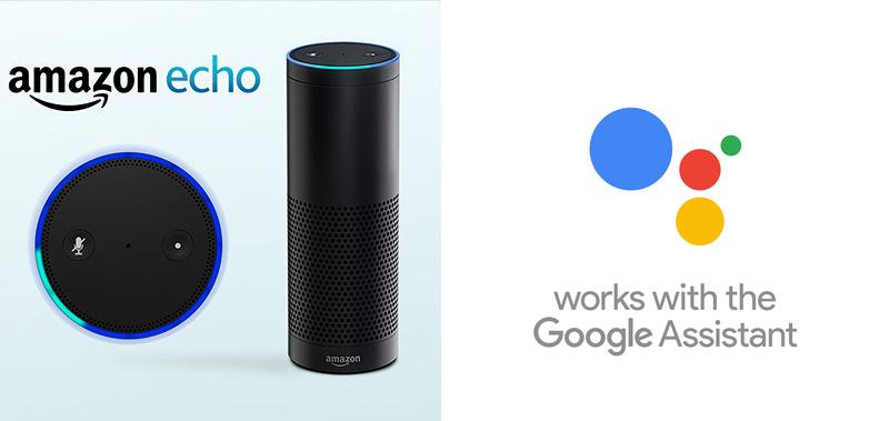 Smart Home Assistant (Echo & Google Home)